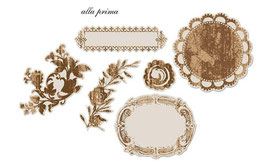 Prima Antique Mirrors - Alla Prima
