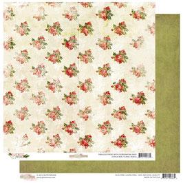 Glitz Design Joyeux Noel - Floral