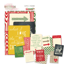 Glitz Design Hello December Bits & Pieces