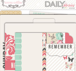 Teresa Collins Daily Stories File Folders
