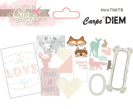 Glitz Design Carpe Diem Whatnots