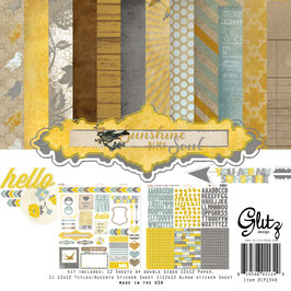 Glitz Design Sunshine In My Soul Collection Pack