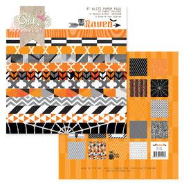 Glitz Designs Raven 6x6 Paper Pad