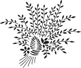 Jenni Bowlin - Wheat Flower