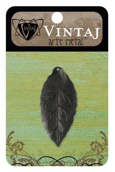 Vintaj Arte Metal Bay Leaf