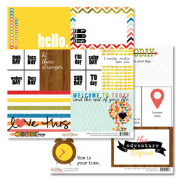 Glitz Design: Color Me Happy Bits & Pieces