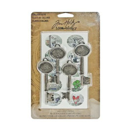 Tim Holtz Idea-ology Collage Keys