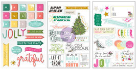 Instascrap Stickers : Holiday