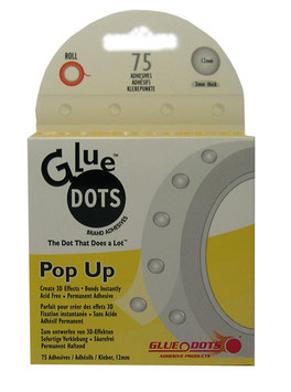Pop Up Glue Dots