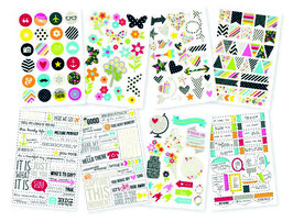 Simple Stories DIY  Stickers - Boutiue