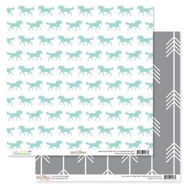 Glitz Design Wild & Free: Horses