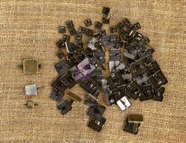 Finnabair Vintage Mechanicals:  Square Brads