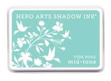 Hero Arts Tide Pool Mid Tone Shadow Ink Pad