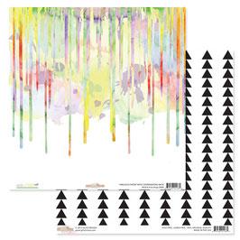 Glitz Design Wild & Free: Watercolor Drip
