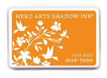 Hero Arts Just Rust Mid Tone Shadow Ink Pad
