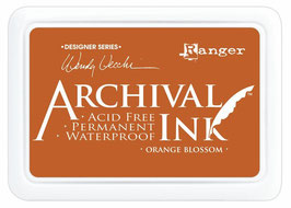 Wendy Vecchi Archival Ink: Orange Blossom