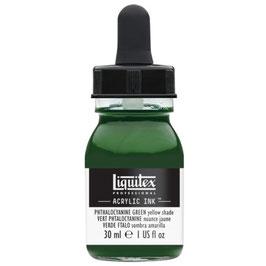 Liquitex Acrylic Ink - Phthalocyanine Green (Yellow Shade)