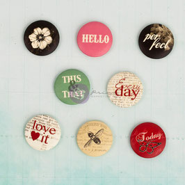 Prima Flair Buttons 813321