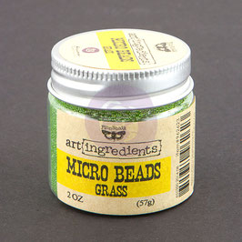 Art Ingredients Micro Beads  - Grass