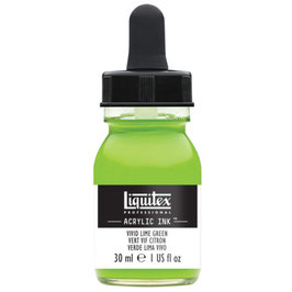 Liquitex Acrylic Ink - Vivid Lime Green