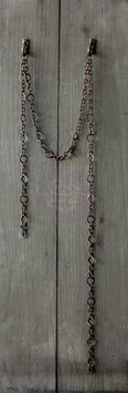 Prima Memory Hardware Cote d'Azur Anitque Rope Chain: Antique Bronze