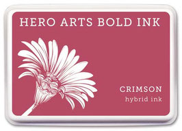 Hero Arts Bold Ink Pad: Crimson