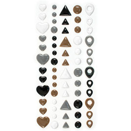 WRMK Enamel Shapes: Neutral