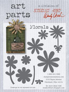 Art Parts - Florals