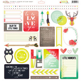 Glitz Design Finnley Titles & Accents