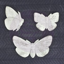 Prima Resin Butterflies