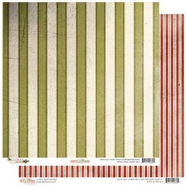 Glitz Design Joyeux Noel - Stripe