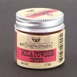 Finnabair Art Ingredients Mica Powder - Copper