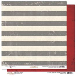 Glitz Design Yours Truly Stripe