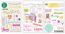 Instascrap Stickers : Beauty