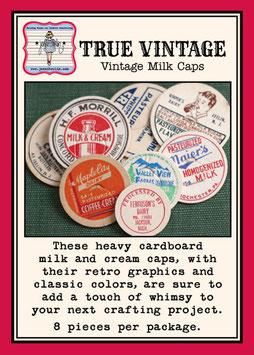 Jenni Bowlin True Vintage Milk Caps