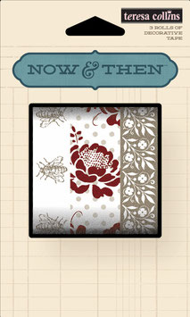 Teresa Collins Now & Then - Decorative Tape