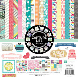 Echo Park Capture Life Collection Kit