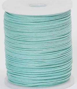 Sky Blue waxed cord
