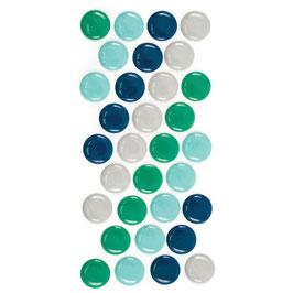 WRMK Enamel Dots: Cool