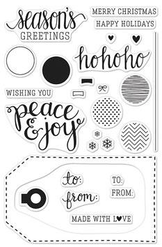 Hero Arts Peace & Joy