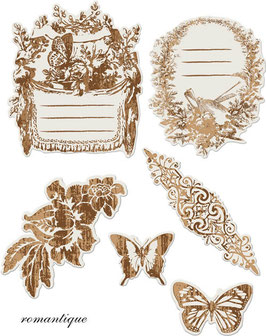 Prima Antique Mirrors - Romantique