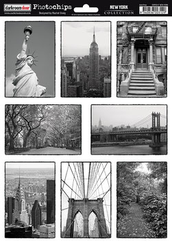 Darkroom Door Photochips - New York