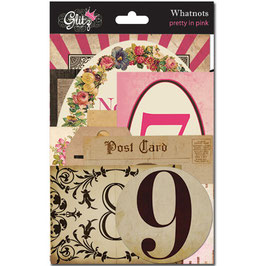 Glitz Design Whatnots - Pretty In Pink