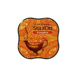 StazOn Midi Ink Pad: Pumpkin