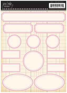 Jenni Bowlin Pink Label Stickers