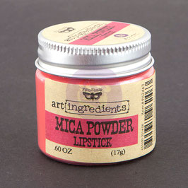 Finnabair Art Ingredients Mica Powder - Lipstick