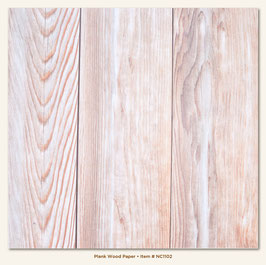 MME Necessities Plank Wood Paper