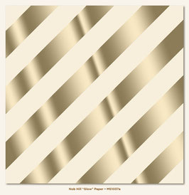 MME Market Street - Nob Hill Foiled Paper: Glow