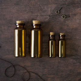 Prima Memory Hardware: Montpellier Apothecary Vials