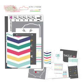 Glitz Design Wild & Free Bits & Pieces